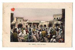 36447-ZE-MAROC-RABAT-Souk Des Grains----------animée - Rabat