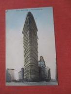 Glitter Added    Flat Iron Building    New York > New York City  Ref 4198- - Manhattan
