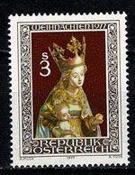 Osterreich 1977   Yv. 1393**, Mi  1562**, ANK 1575**,  MNH - 1945-.... 2ème République
