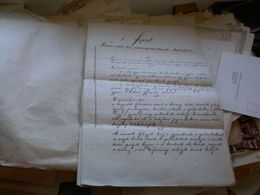 Versec Vrsac  Versecz Arvaszekenek Hataskore Founding Assembly For Orphans Signature Of The Mayor And Other City 1872 - Documenti Storici