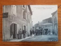 CPA - ST-JEURE-D'AY - Autres Communes
