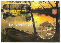 (79) Le Marais Poitevin - La Venise Verte - France