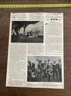 1910 JDV LES CHEVALIERS DE CHRISTOPHE COLOMB VEULENT LE CANONISER - Alte Papiere