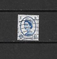 1958/59 - GRAN BRETAGNA - N. 349 USATO (CATALOGO UNIFICATO) - Used Stamps