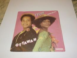 45 TOURS  OTTAWAN T ES OK 1980 - Disco, Pop