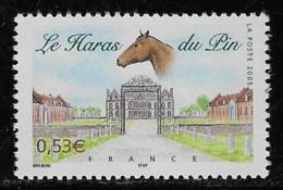 N° 3808 LE HARAS DU PIN NEUF ** TTB COTE 1,60 € - Francia