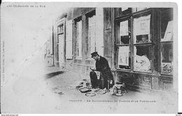 55- VERDUN - LES CELEBRITES DE LA RUE - LE RACCOMMODEUR DE FAIENCE ET PORCELAINE - EDIT VAUTRIN - Verdun