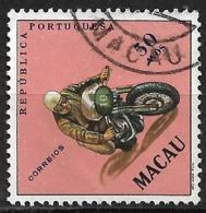 Macau Macao – 1962 Sports 50 Avos Used - Macao