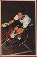 Jean Stablinski Wielrenner Coureur Cycliste Cyclista Wielrennen Cycling Chromo CPA - Cyclisme