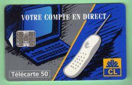 EN1282 CREDIT LYONNAIS *** Les Scans Representent La Carte En Vente *** (50-P20) - 50 Einheiten