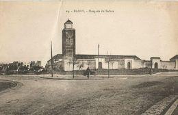 MAROC  -  RABAT    - Mosquée Du Sultan - Rabat