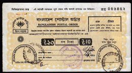 Bangladesh / Postal Order - Bangladesh