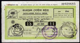 Bangladesh 1990/ Postal Order - Bangladesh