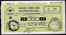 Bangladesh 1989 / Postal Order - Bangladesh