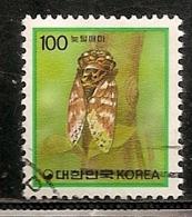 COREE OBLITERE - Corea (...-1945)