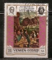 YEMEN OBLITERE - Jemen