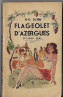 Flageolet D'Azergues - Libros, Revistas, Cómics