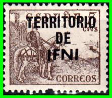 COLONIAS ESPAÑOLAS Y DEPENDENCIAS IFNI.1948-49.5Cts.  NUEVO - Ifni