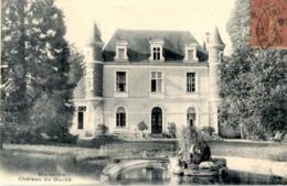 D72  MARESCHE  Château Du Duché  ..... - France