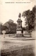 D72  THORIGNE  Monument Aux Morts 1914-18   ..... - France