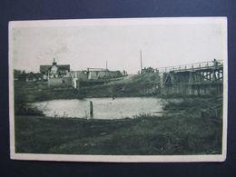 AK PLOTYCZA B. TARNOPOL 1916 Strypa Brücke //  D*45016 - Ukraine