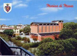 Marina Di Massa - 704-4 - Formato Grande Non Viaggiata – E 16 - Massa
