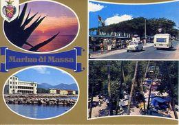 Marina Di Massa - 16 - Formato Grande Non Viaggiata – E 16 - Massa