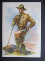 AK Pfadfinder Scouting Jamboree  //  D*45018 - Scoutismo