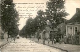 D72  PARIGNE- L'ÉVÊQUE  Route Du Mans  ..... - France