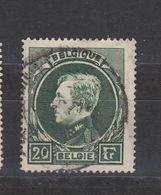COB 290 Oblitéré - 1929-1941 Gran Montenez