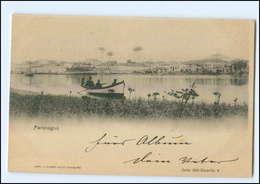 Y11614/ Paranagua Brasilien Brazil AK Ca.1900 - Brazil