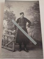 1914 Zouaves 9 Eme Régiment 3 Eme Brigade Du Maroc Klein Coloniaux Colonies Tranchée 14 18 Poilu WW1 2 Cartes Photos - War, Military