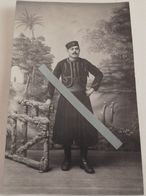 1914 Zouave 9 Eme Régiment 3 Eme Brigade Du Maroc Klein Coloniaux Colonies Tranchée 14 18 Poilu WW1 2 Cartes Photos - War, Military