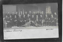 AK 0522  Kölner Forening - Gruppenaufnahme Am 20. 2. 1911 - Syndicats