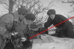 Photo 1939-45 Russie  Soldat Russe Armee Rouge - 1939-45