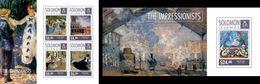 Salomon 2014, Art, Impressionism, 4val In BF+BF - Künste