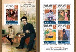 Salomon 2014, Art, Lautrec, 4val In BF+BF - Künste