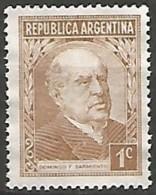 ARGENTINE N° 364 NEUF Sans Gomme - Argentine