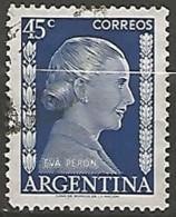 ARGENTINE N° 523 OBLITERE - Argentina