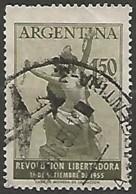 ARGENTINE N° 556 OBLITERE - Argentina