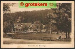 BRAUNLAGE Waldmühle 1920 - Braunlage