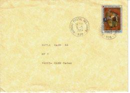 """1994 - Oblitération Cachet Manuel """"BUREAU POSTAL MILITAIRE 529"""" - Postmark Collection (Covers)"""