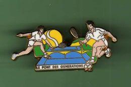 TENNIS LE PONT DES GENERATIONS 92 *** Signe Arthus BERTRAND *** 1002 (29) - Arthus Bertrand