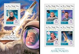 Salomon 2014, Australian In Space, 4val In BF+BF - Raumfahrt