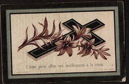 Bid Voor De Ziel - Joannes-Baptistas BOLLAERTS - Sint-Joris-Winghe 1825 / 1887 - 2 Scans - Devotion Images