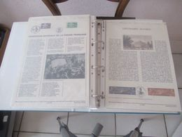 Documents De La Poste Année  1994 - Timbres