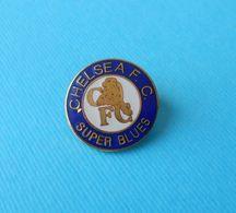 CHELSEA FC - England Football Club Pin Badge Soccer Fussball Futbol Calcio Foot Anstecknadel Spilla Distintivo Futebol - Fussball