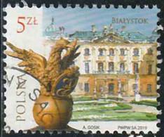 Pologne 2019 Yv. N°4683 - Bialystok - Oblitéré - 1944-.... Republic