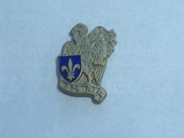 Pin's BLASON 67° R.I. - Army