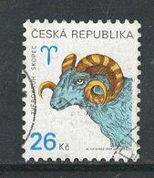 Tsjechië 2003, Mi  349, Hoge Waarde,  Gestempeld - Tchéquie
